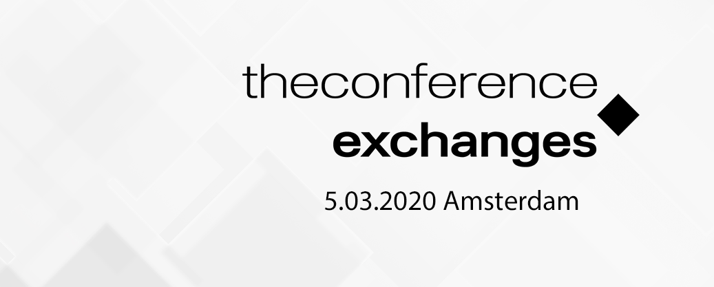 Establishing crypto market trading rules is the main idea behind The Conference.Exchanges